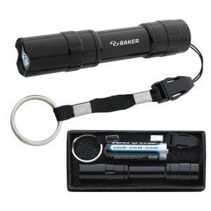 Rugged flashlight set